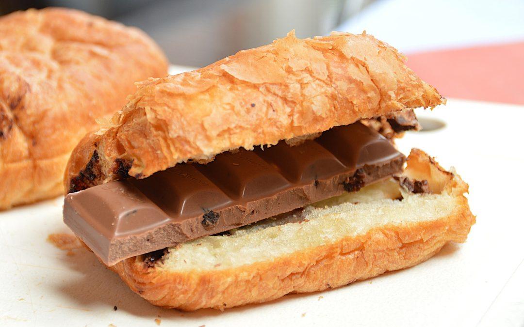 Envie régressive de chocolat