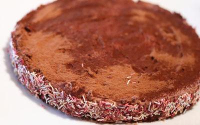 Des gâteaux tout choco et écolo !
